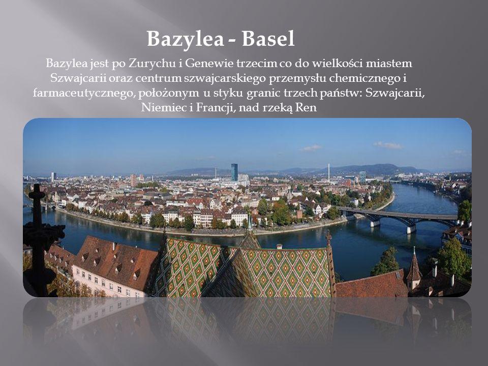 Bazylea - Basel