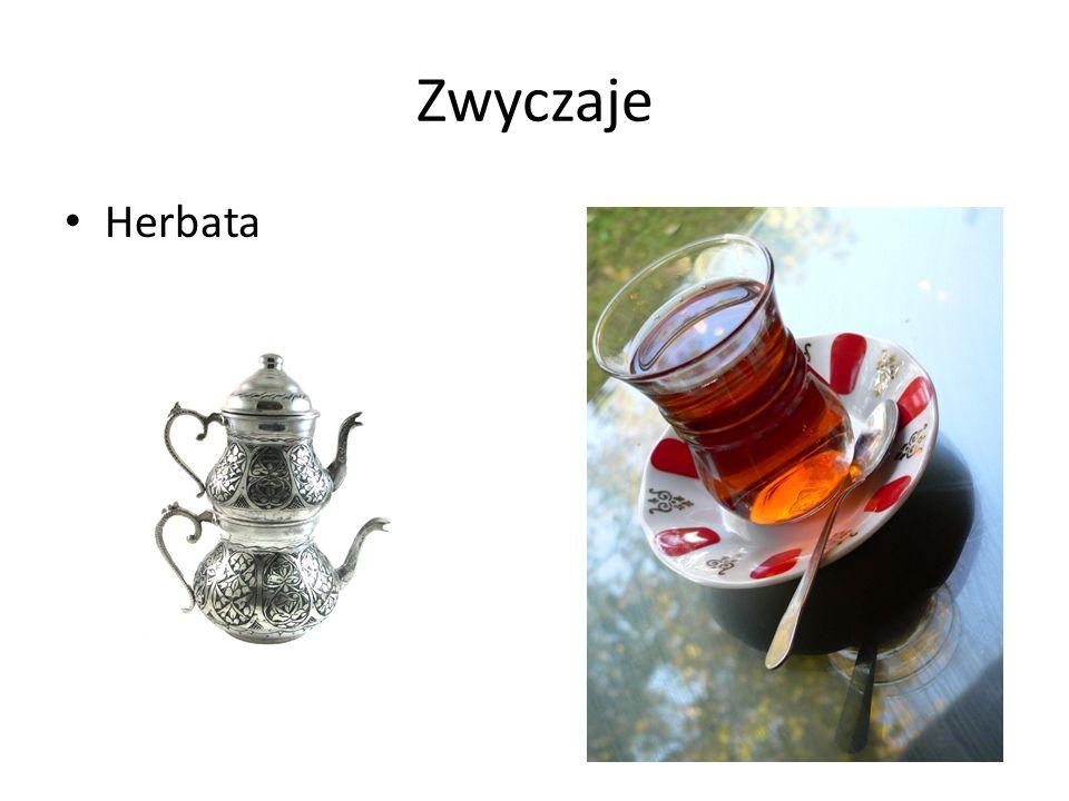 Zwyczaje Herbata