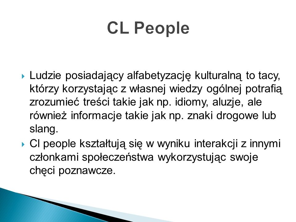 CL People