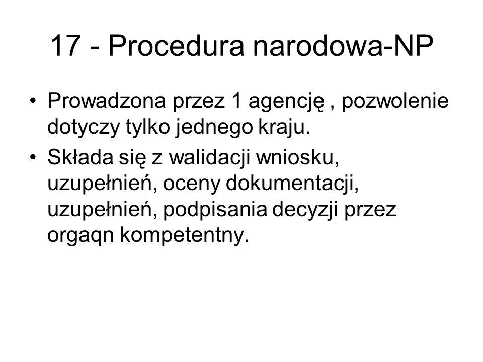 17 - Procedura narodowa-NP