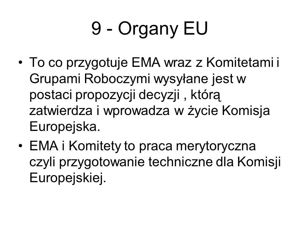 9 - Organy EU