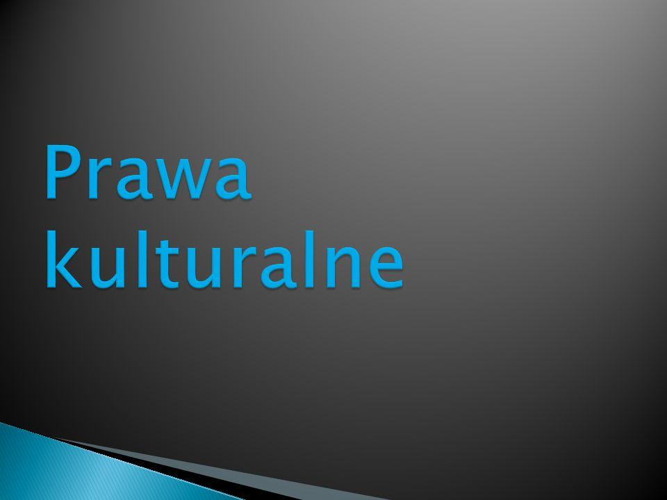 Prawa kulturalne