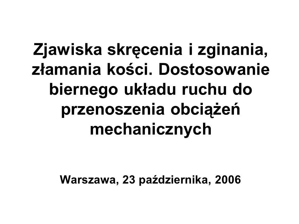 Warszawa, 23 października, 2006
