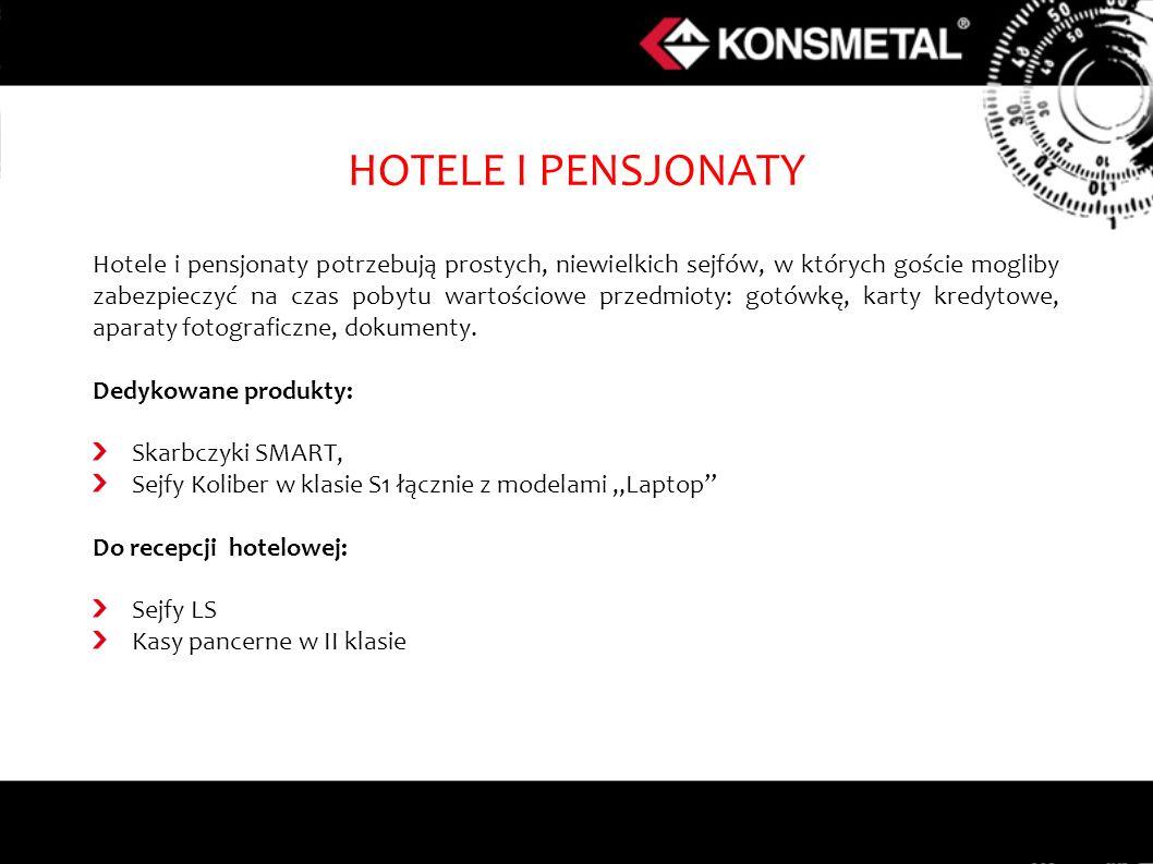 HOTELE I PENSJONATY