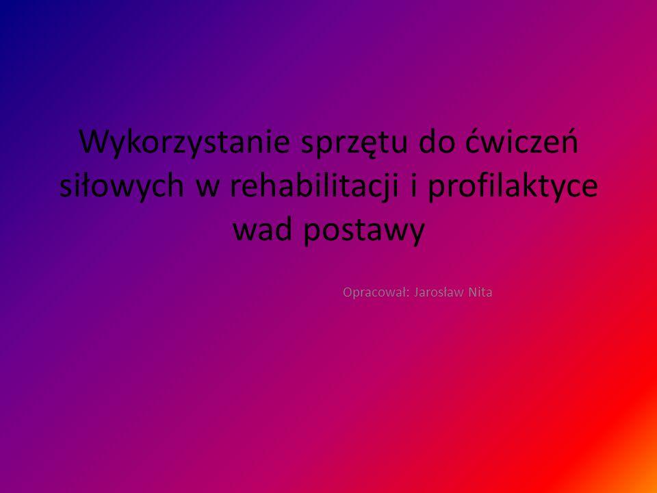Opracował: Jarosław Nita