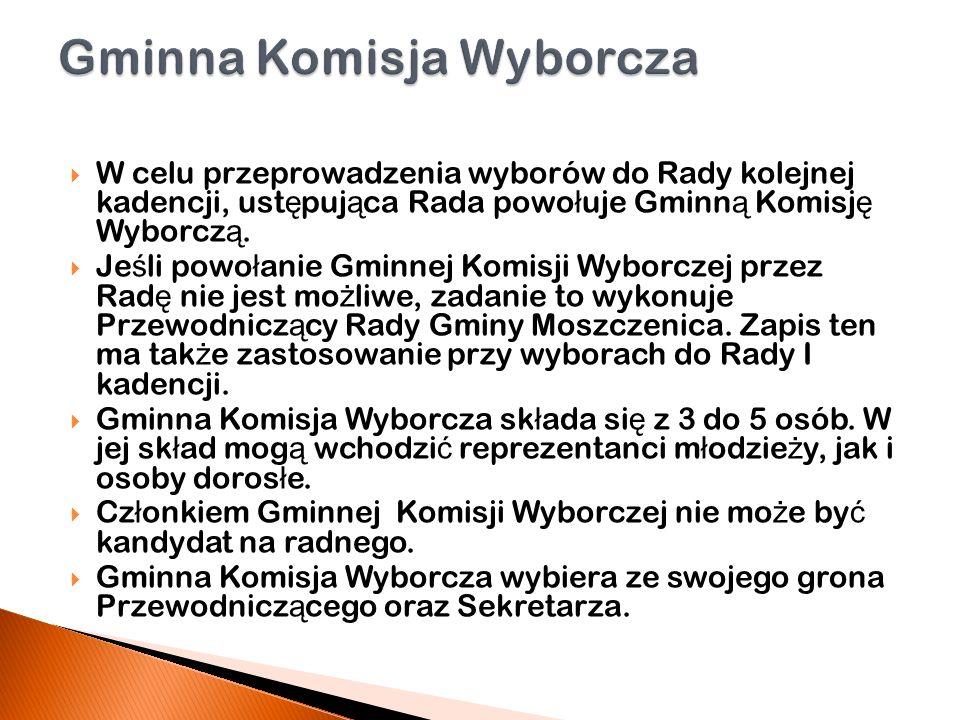 Gminna Komisja Wyborcza