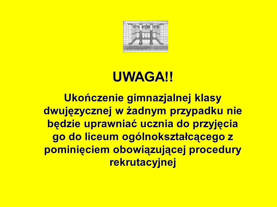 UWAGA!!