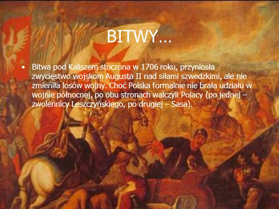 BITWY…