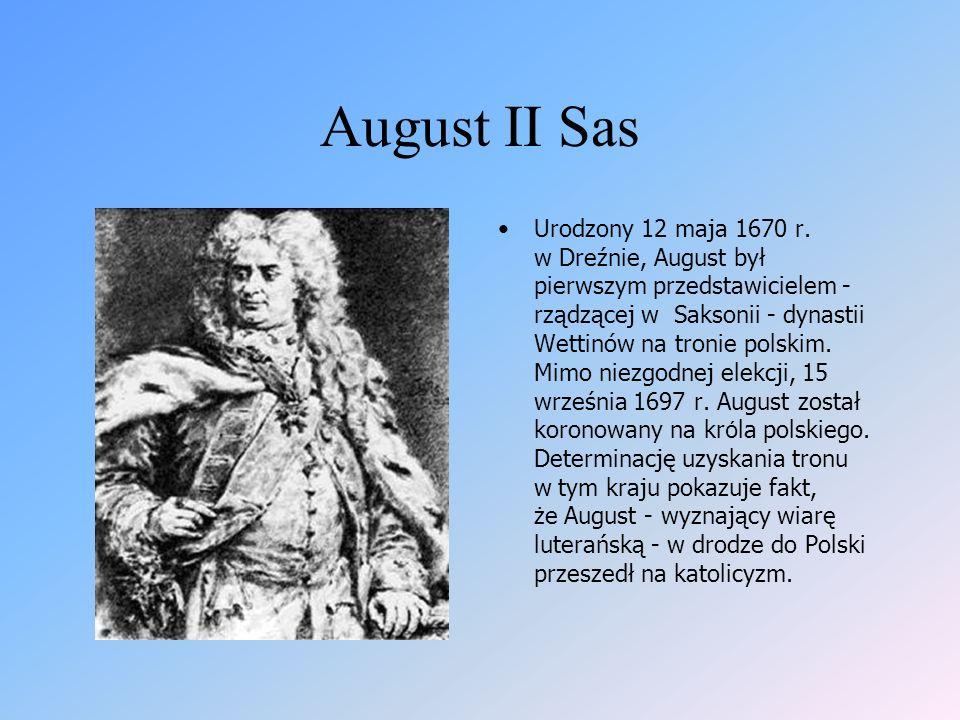 August II Sas