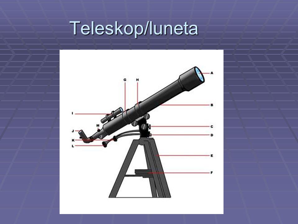 Teleskop/luneta