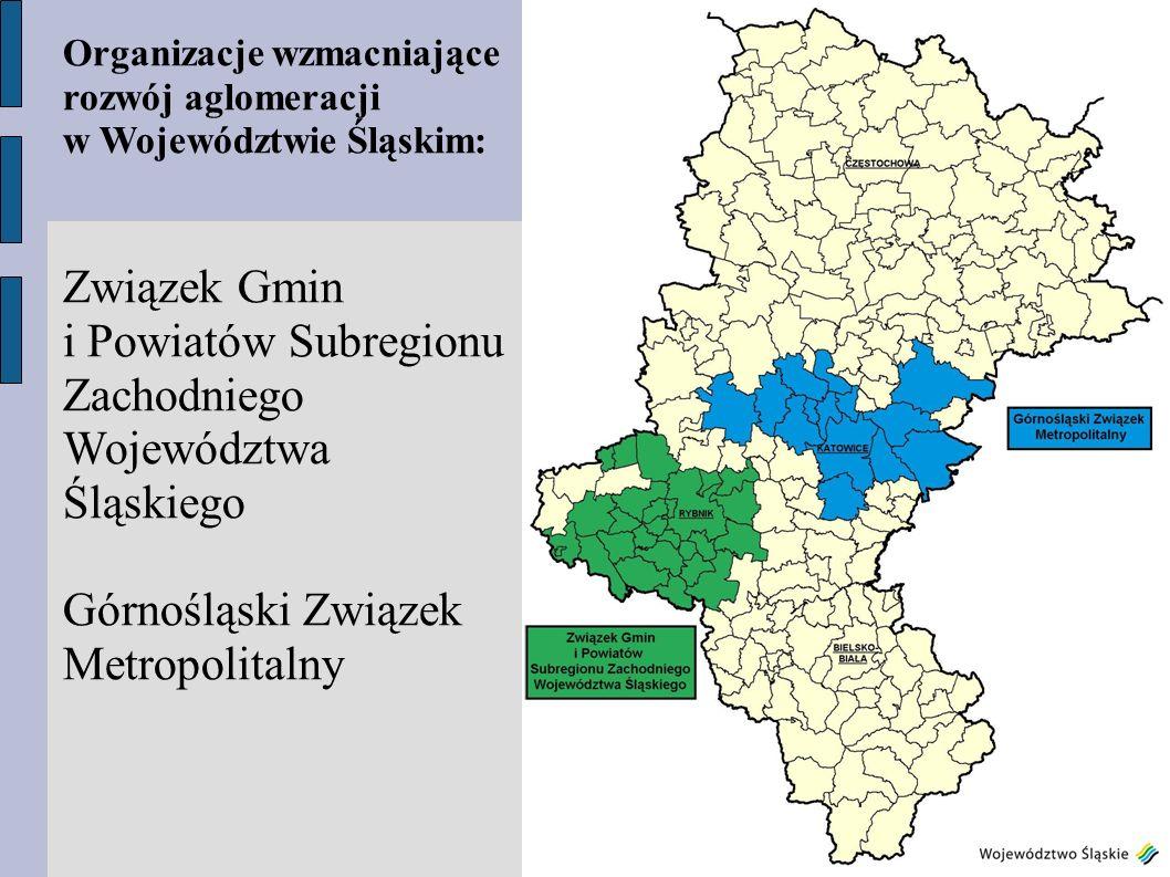 Związek Gmin i Powiatów Subregionu Zachodniego Województwa Śląskiego