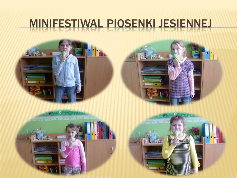 Minifestiwal piosenki jesiennej