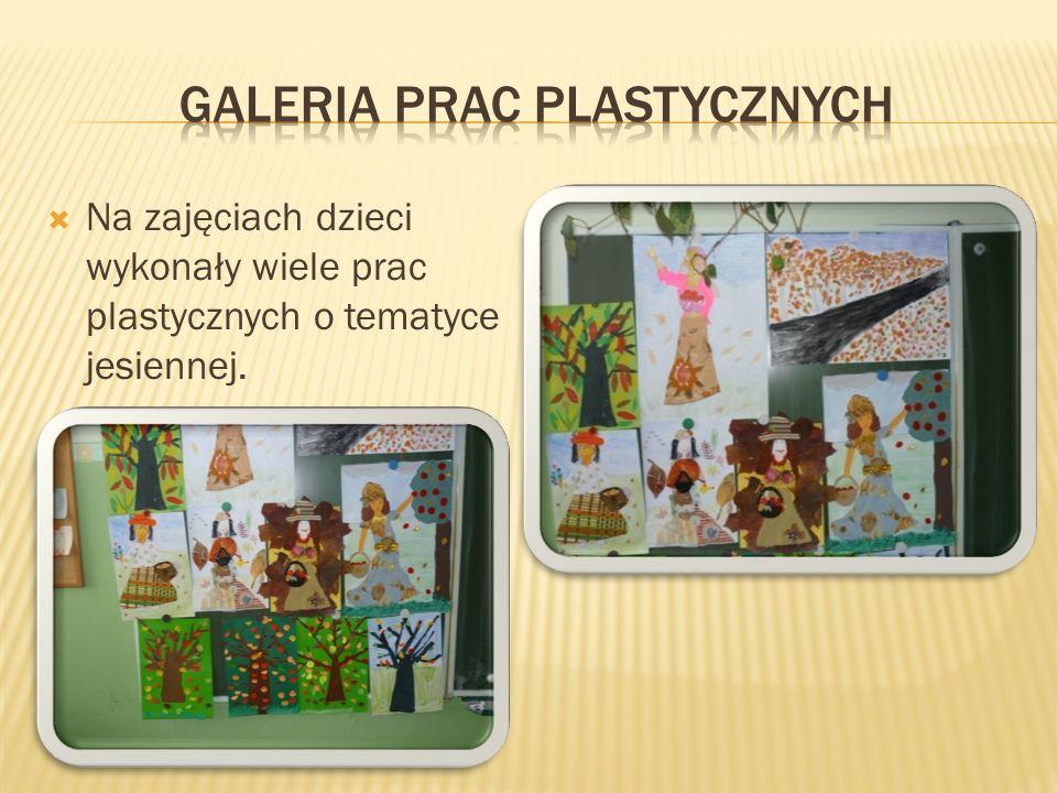 Galeria prac Plastycznych