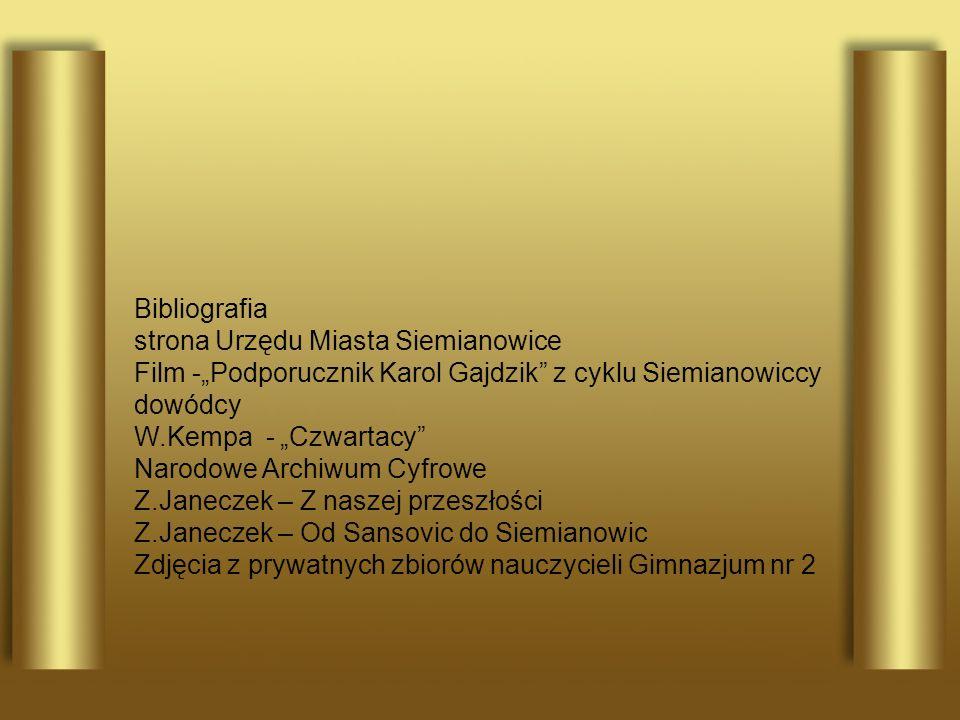 strona Urzędu Miasta Siemianowice