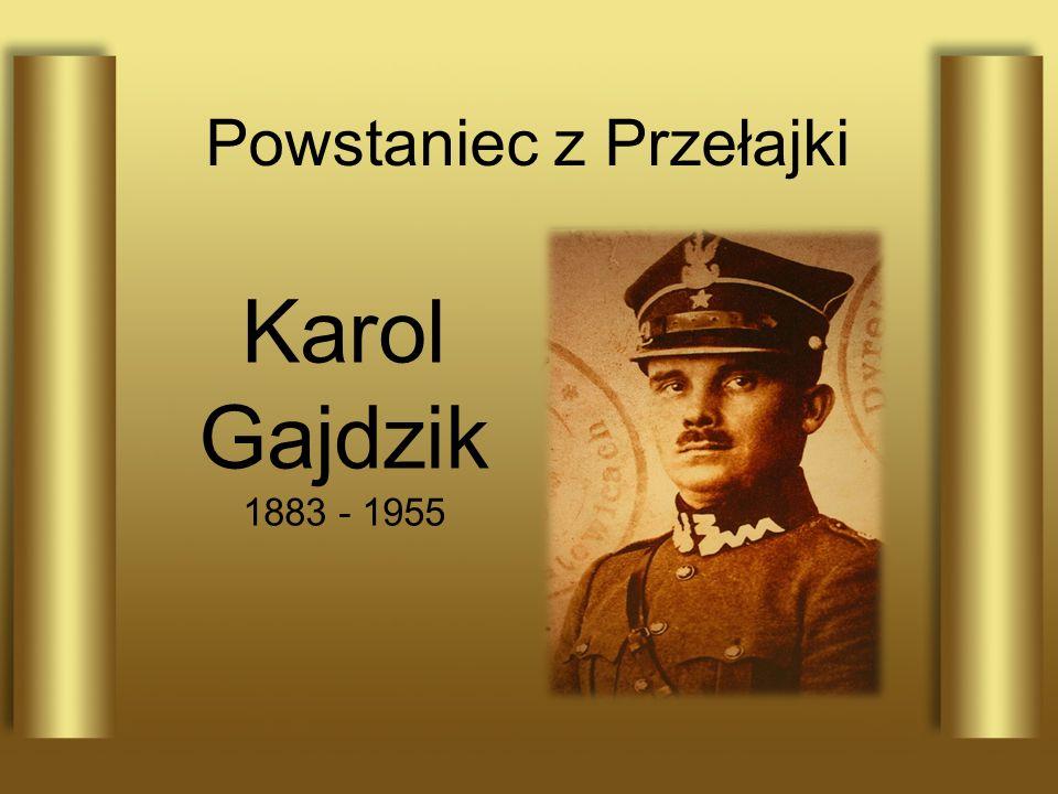 Powstaniec z Przełajki
