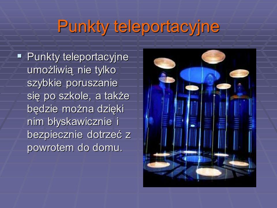 Punkty teleportacyjne