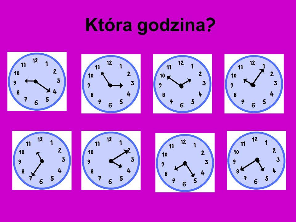 Która godzina