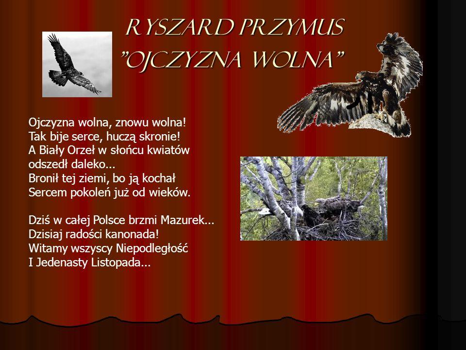 Ryszard Przymus Ojczyzna wolna