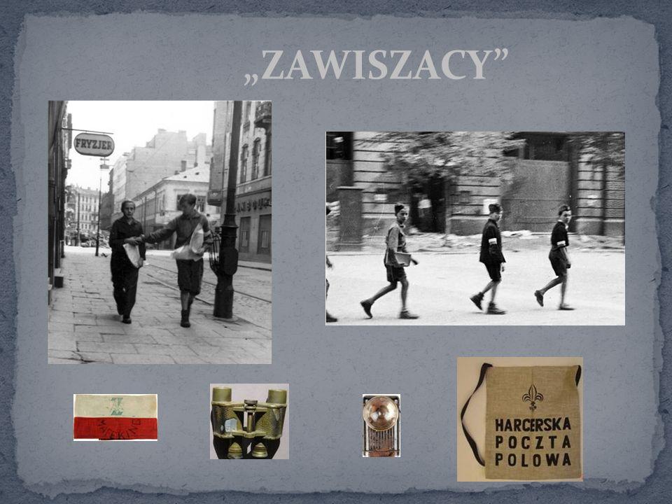 """""""ZAWISZACY"""
