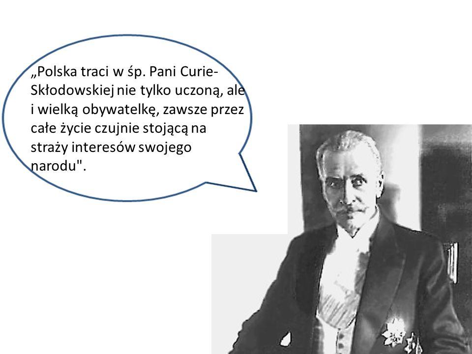 """Polska traci w śp."