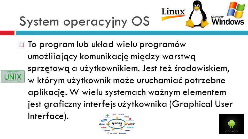 System operacyjny OS