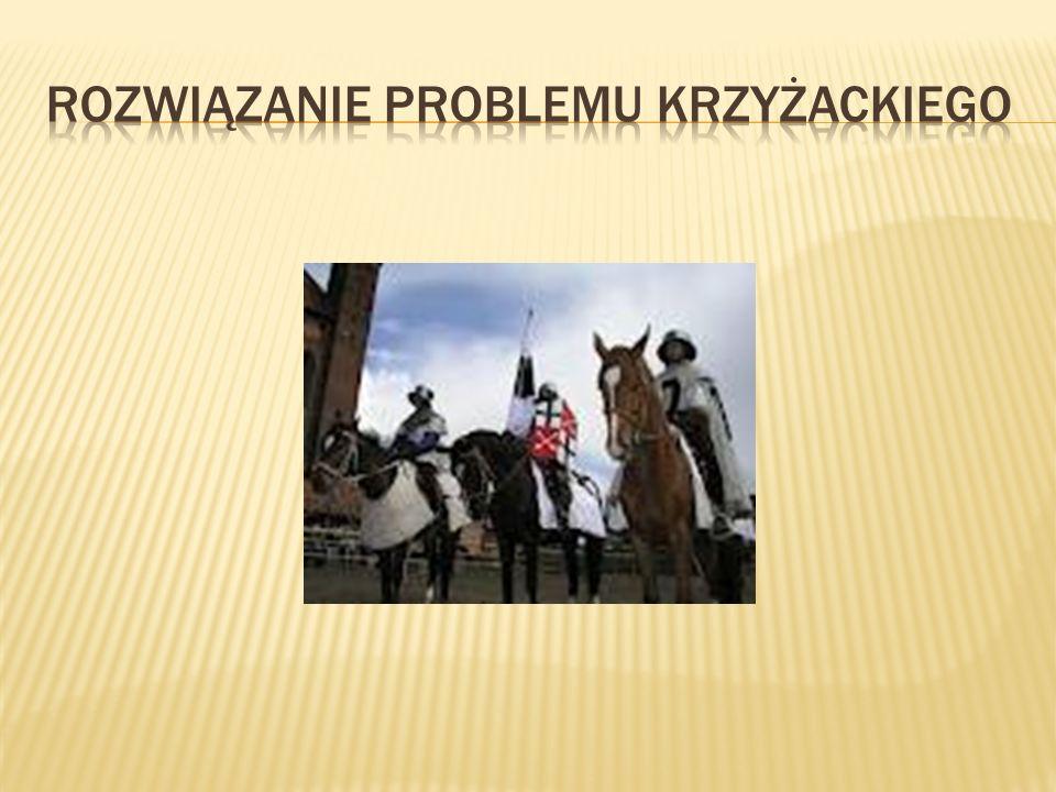 Rozwiązanie problemu krzyżackiego