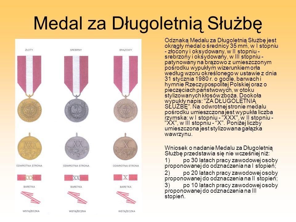 Medal za Długoletnią Służbę
