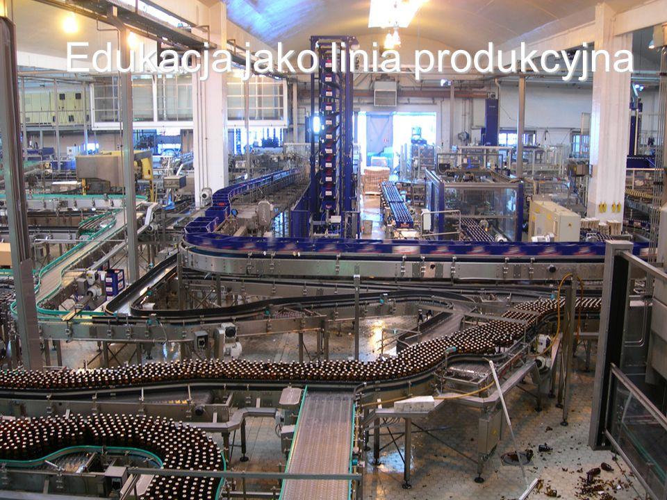 Edukacja jako linia produkcyjna