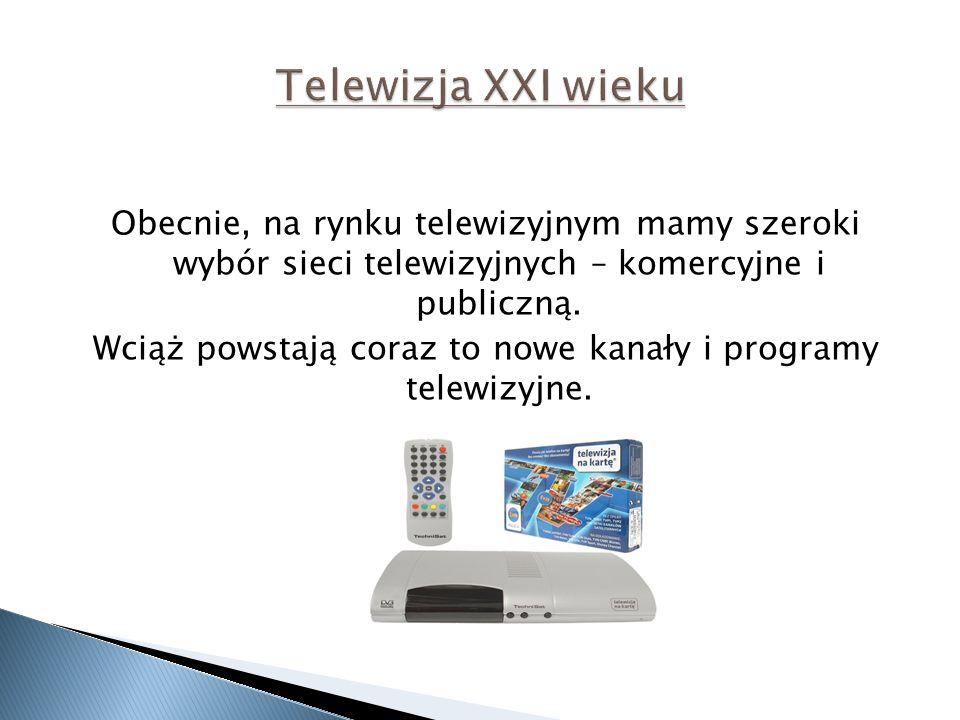 Telewizja XXI wieku