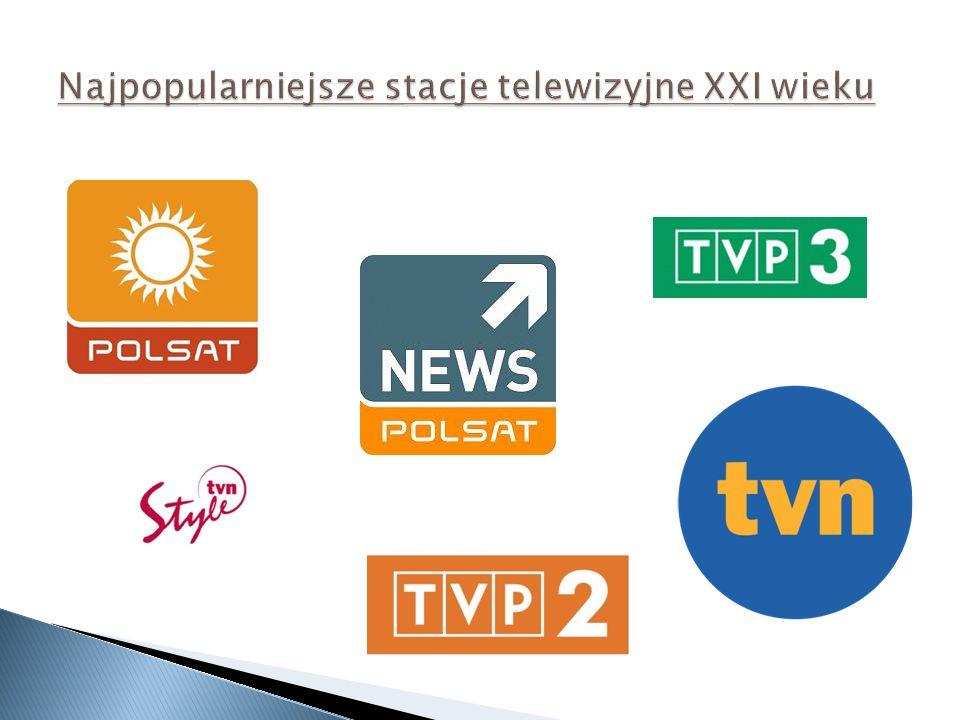 Najpopularniejsze stacje telewizyjne XXI wieku