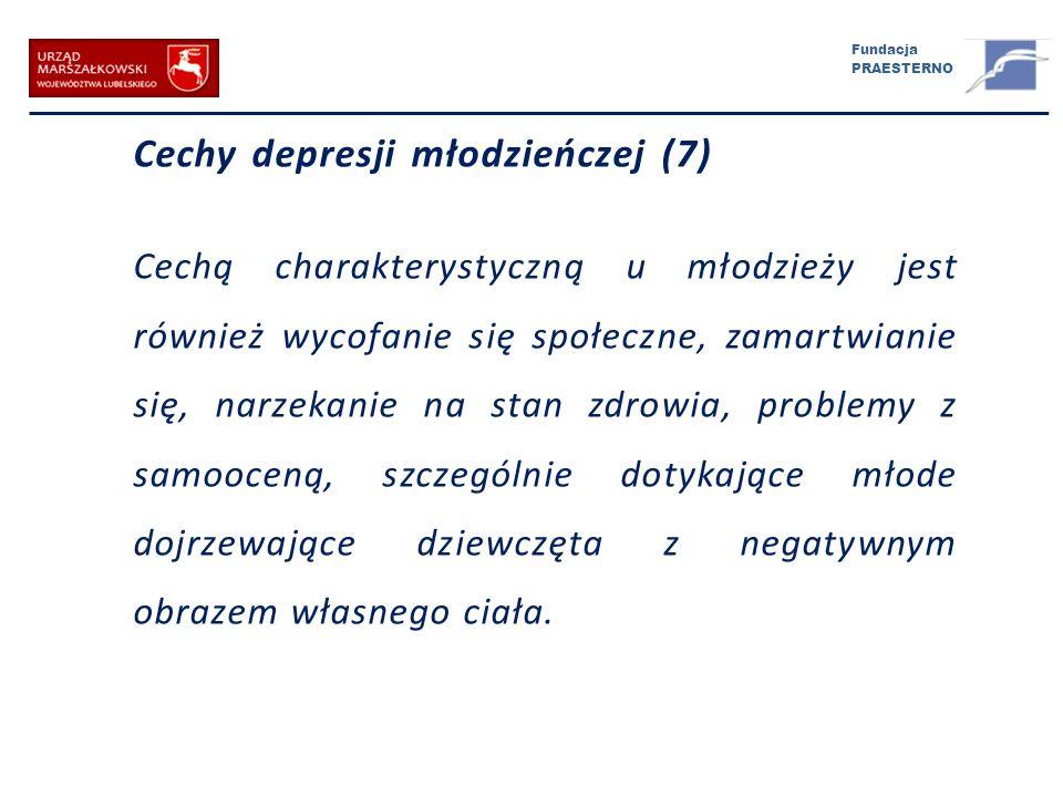 Cechy depresji młodzieńczej (7)