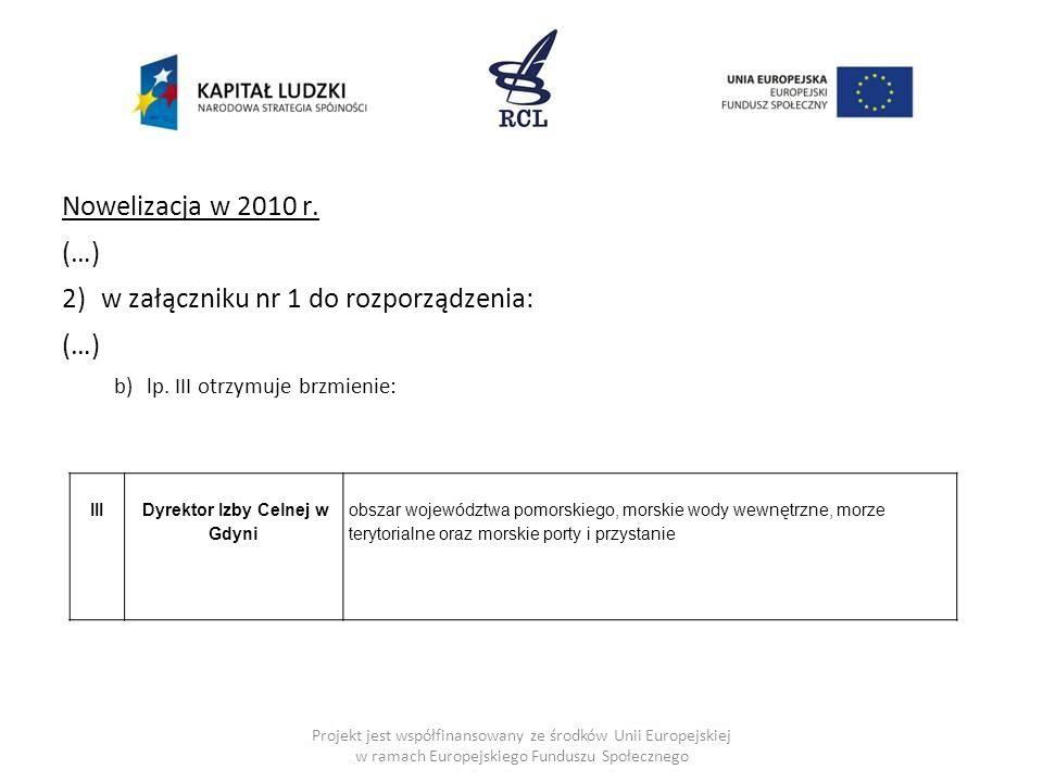 Dyrektor Izby Celnej w Gdyni