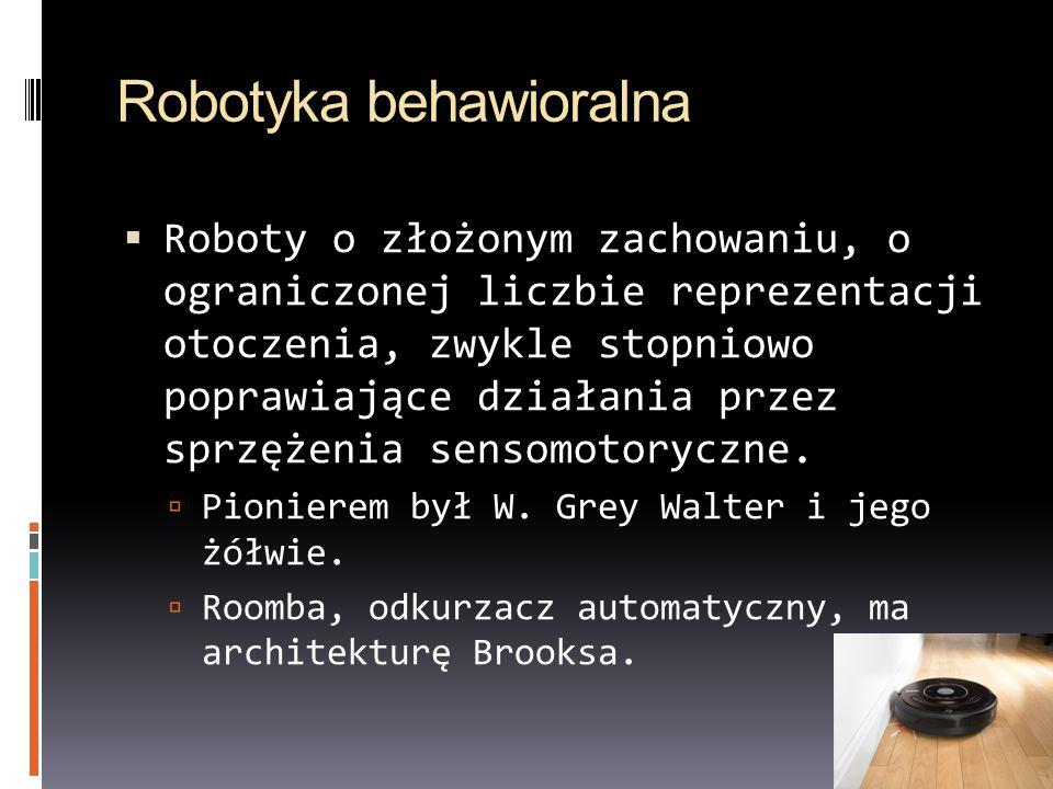 Robotyka behawioralna