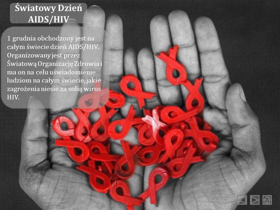 Światowy Dzień AIDS/HIV