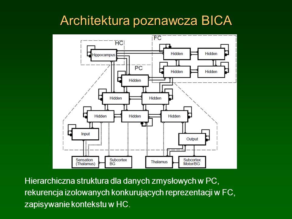 Architektura poznawcza BICA