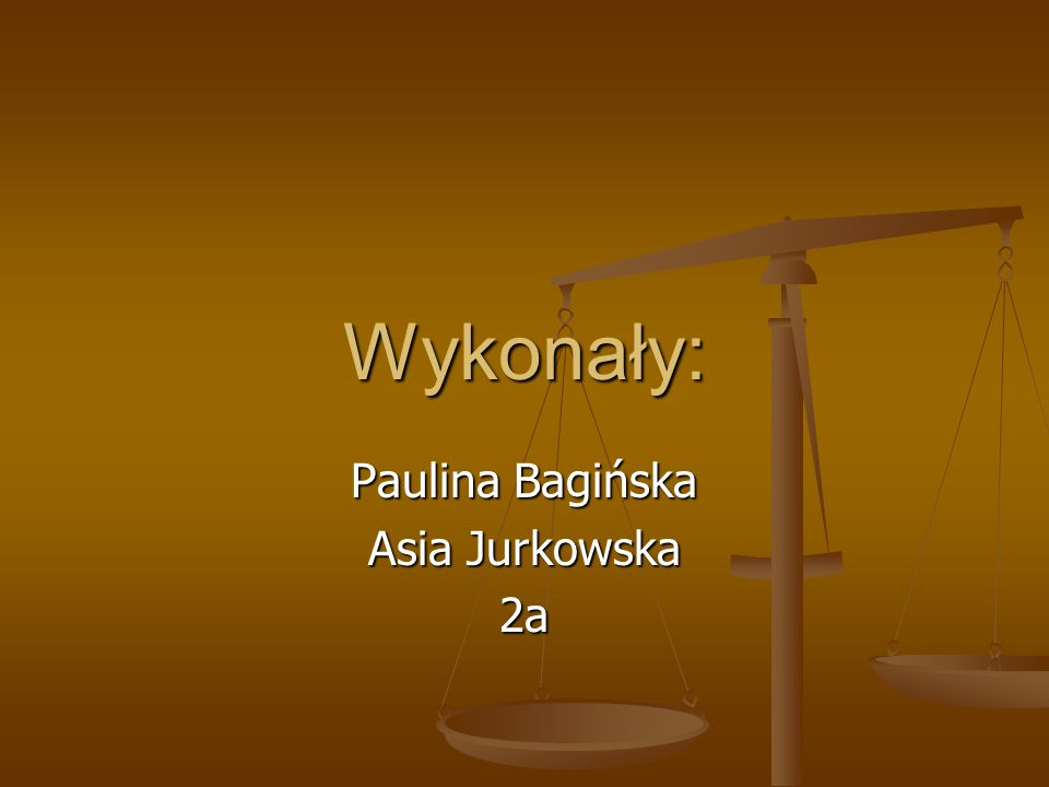 Paulina Bagińska Asia Jurkowska 2a