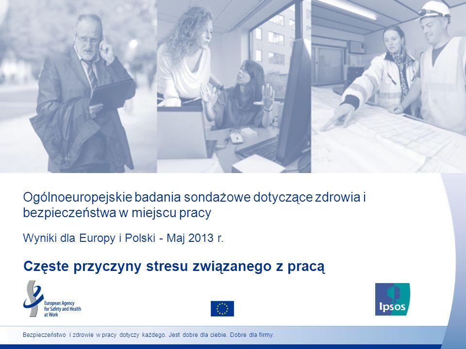 Wyniki dla Europy i Polski - Maj 2013 r.