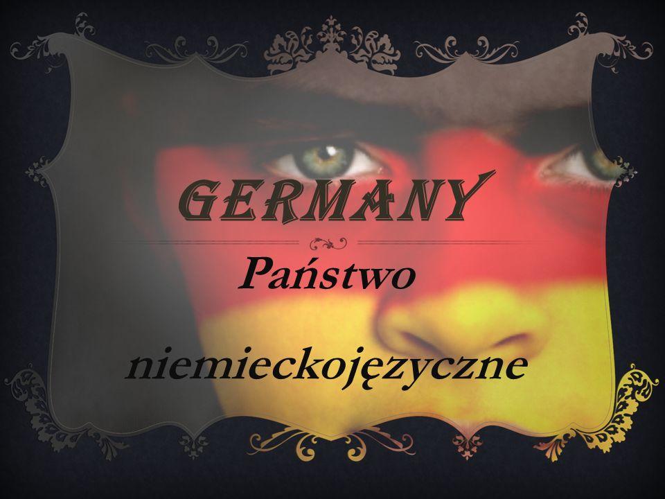 Państwo niemieckojęzyczne