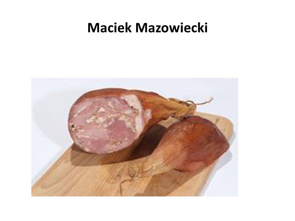 Maciek Mazowiecki
