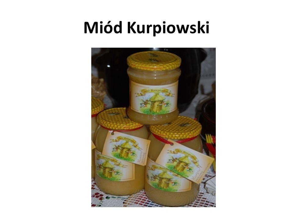Miód Kurpiowski