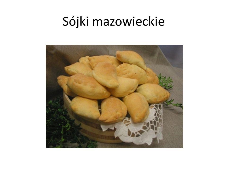 Sójki mazowieckie