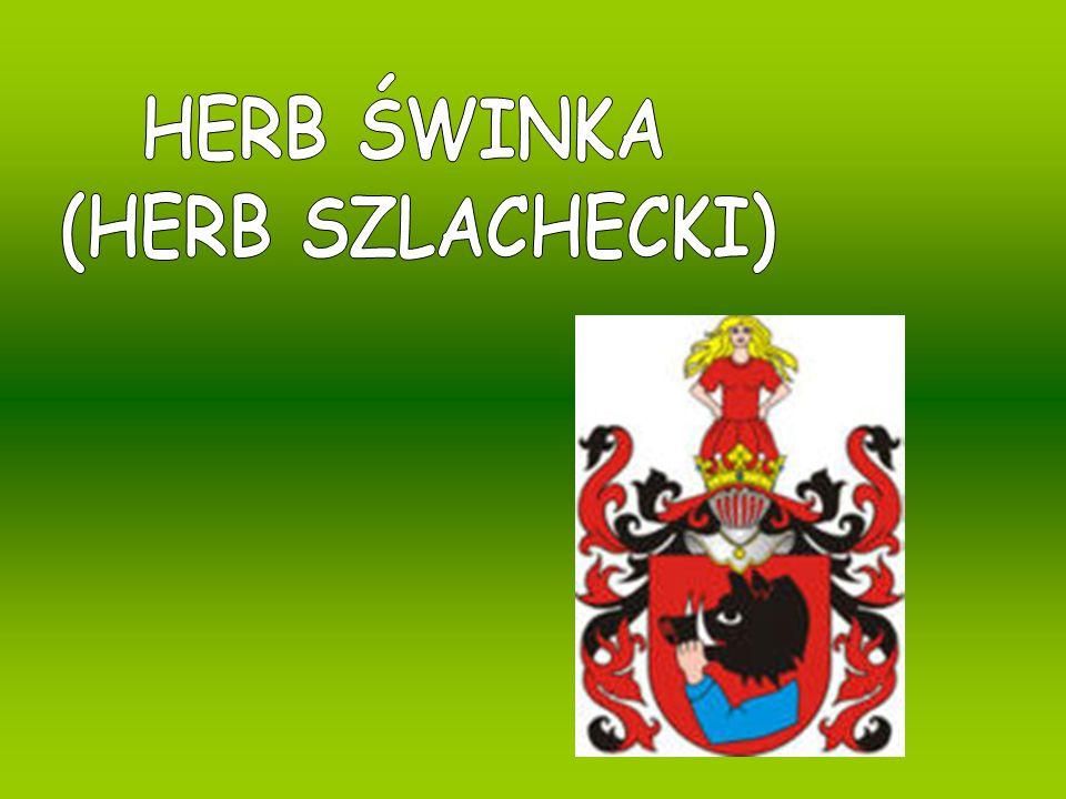 HERB ŚWINKA (HERB SZLACHECKI)