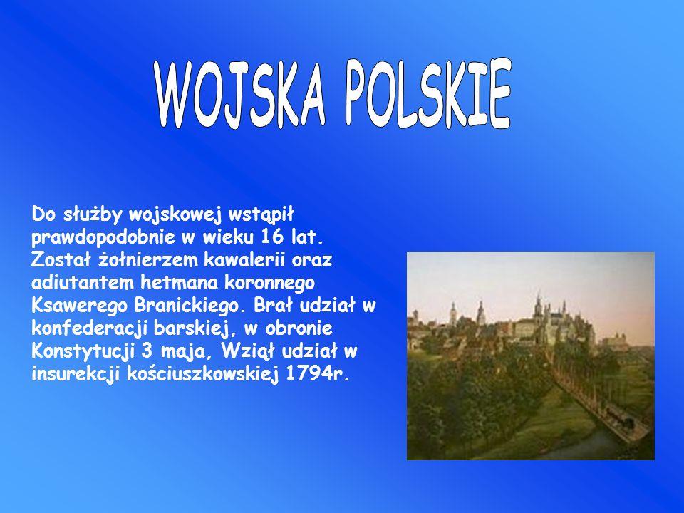 WOJSKA POLSKIE