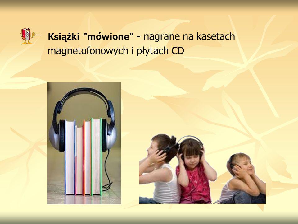 magnetofonowych i płytach CD