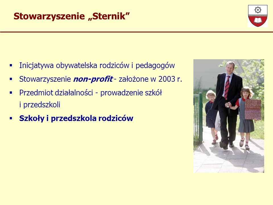 """Stowarzyszenie """"Sternik"""