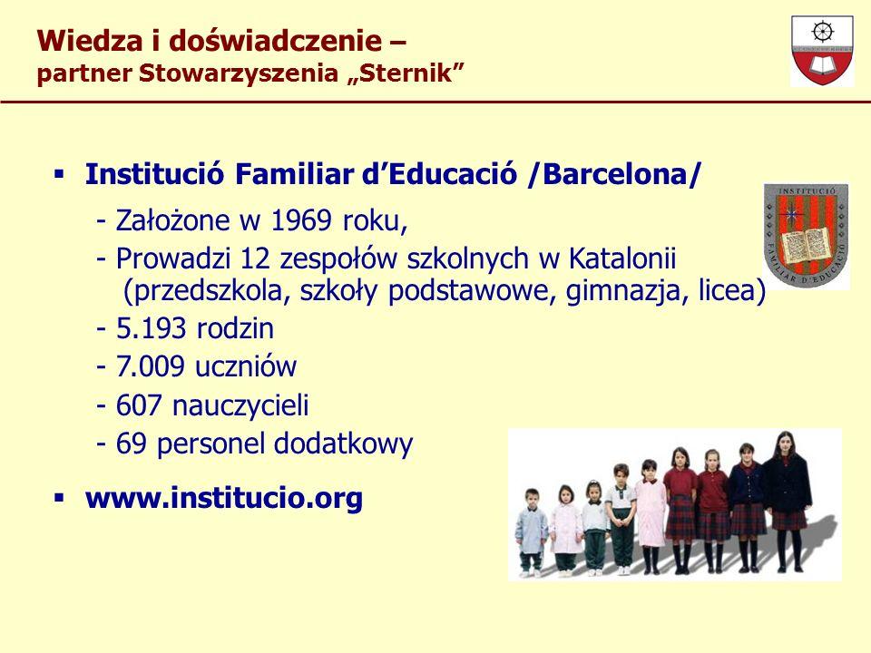 """Wiedza i doświadczenie – partner Stowarzyszenia """"Sternik"""