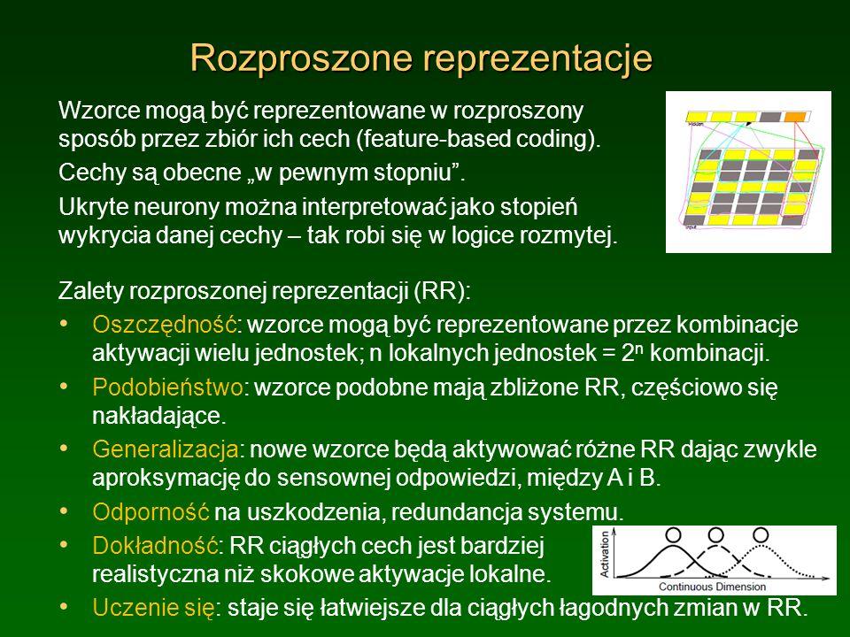 Rozproszone reprezentacje