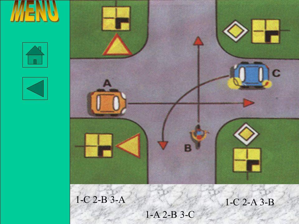 MENU 1-C 2-B 3-A 1-C 2-A 3-B 1-A 2-B 3-C