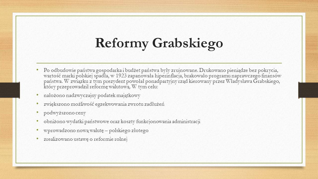 Reformy Grabskiego