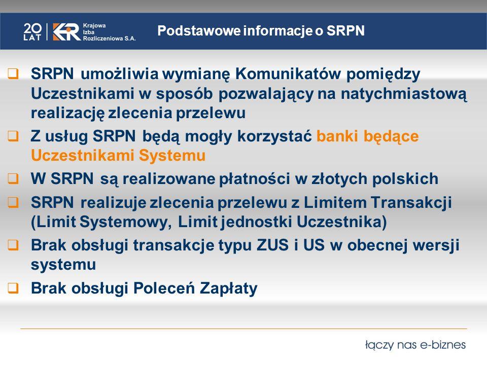 Podstawowe informacje o SRPN